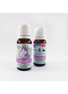 Voniava Organic cedarwood essential oil  10ml