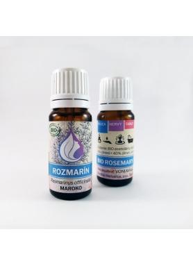 Voniava Bio Rozmarín éterický olej 10ml