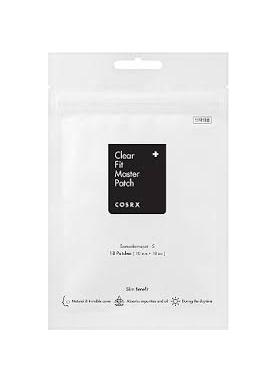 COSRX Clear Fit Master Patch - balenie 18ks