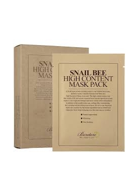 Benton Snail Bee High Content Mask Pack 10ks