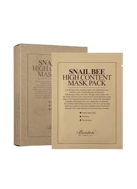 Benton Snail Bee High Content Mask Pack 10ks