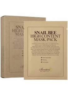 Benton Snail Bee High Content Mask Pack 10 pcs