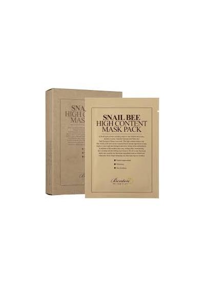 Benton Snail Bee High Content Mask Pack 10 pcs