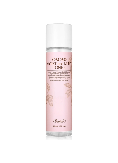 Benton Cacao Moist and Mild Toner 150ml