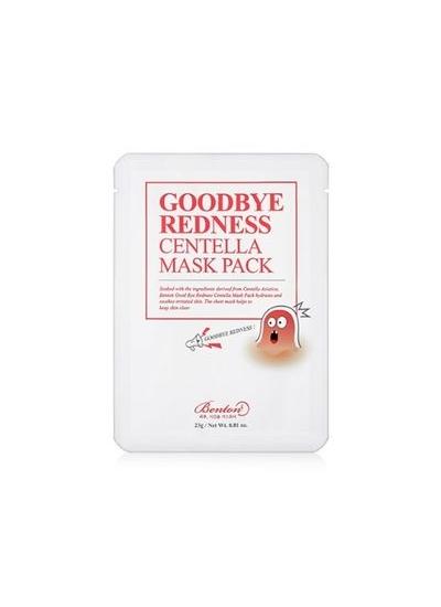 Benton  Goodbye Redness Centella Mask  10ks