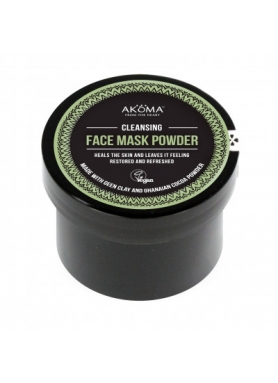 Akoma Čistiaca maska Cleansing Face Mask Powder 55g