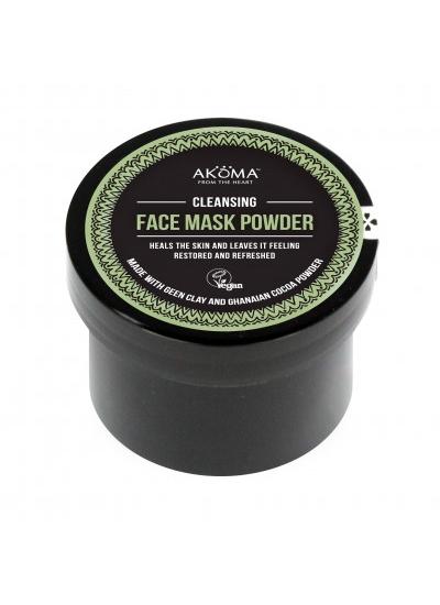 Akoma Čistiaca maska Cleansing Face Mask Powder 55g