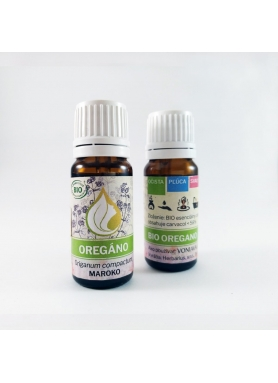 Voniava Organic Oregano essential oil 10ml
