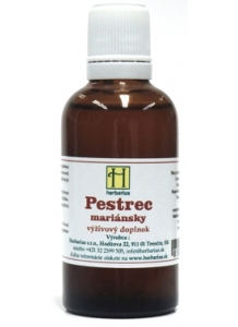 Herbárius Milk Thistle tincture 50ml
