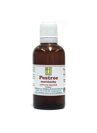 Herbárius Milk Thistle tincture 50ml