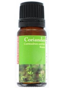 Koriander éterický olej 10ml