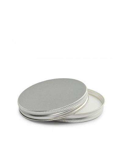 58mm aluminium lid