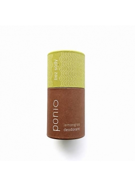 Ponio Lemongras - prírodný deodorant, sodafree