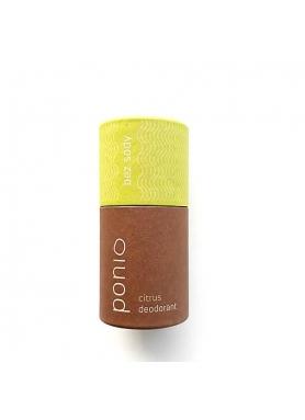 Ponio Citrus - prírodný deodorant, sodafree