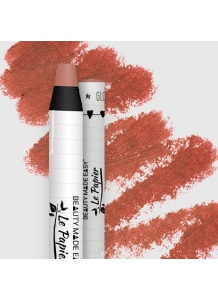 LePapier Natural Lipstick  in paper tube 6g – Dusty Rose