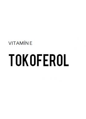 Natureal Natureal  Tocopherol | Vitamin E (natural)