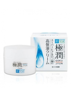 Hada Labo Gokujyun Hyaluronic Acid Cream
