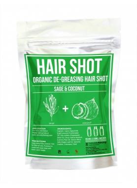 Bio Šalvia & Kokosový olej Hair Shot