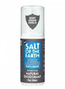 Salt of the Earth Deo spray Pure Armour 100ml