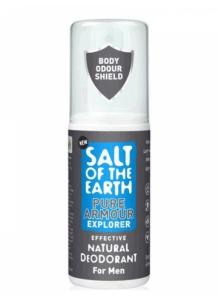 Salt of the Earth Deo sprej Pure Armour 100ml