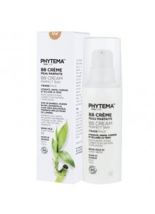 PHYTEMA - BB Krém - PERFECT SKIN TANNED BEIGE  Hydratačný tónovací krém  30ml