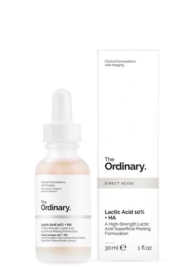 The Ordinary Lactic Acid 10% + HA  30ml