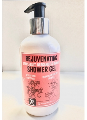 Super Natural Aloe Vera Shower Gel with Pink Grapefruit & Italian Bergamot 250ml