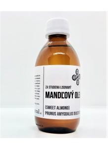 Natureal Mandľový olej za studena lisovaný 250ml