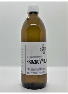 Natureal Hroznový olej 500ml