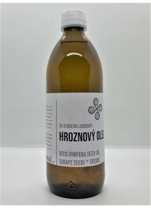 Natureal Olej z hroznových jadierok 500ml