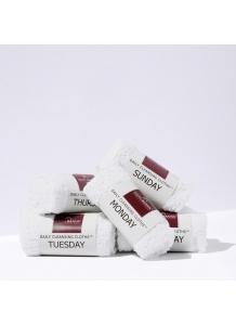 Merumaya Denné uteráčiky na tvár zo 100% bavlny