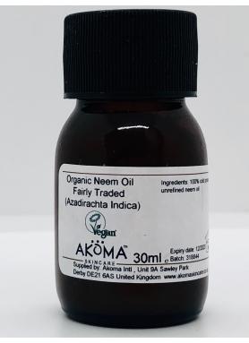 Akoma Bio Nimbový olej 30ml
