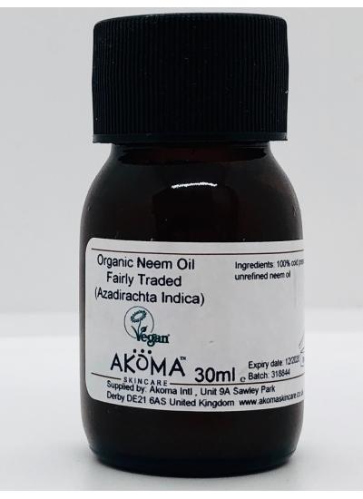 Akoma Organic Neem oil 30ml