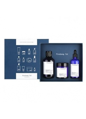 Pyunkang Yul - Moisture Skincare Set: Essence Toner 200ml + Moisture Serum 100ml + Nutrition Cream 100ml