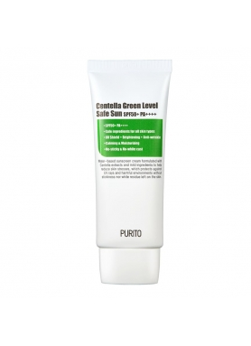 PURITO - Centella Green Level Safe Sun SPF50+ PA++++