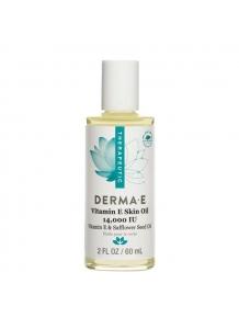 DERMA E Vitamin E Skin Oil 14,000 IU 60ml