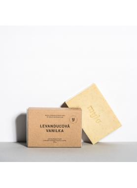 Mylo Natural lavender vanilla peeling soap