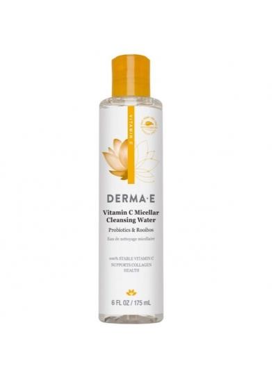 Derma E - Vitamin C Micellar Cleansing Water 175ml