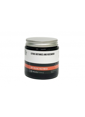 Naturally Thinking Citrus Botanics & Rosewood Dry Revive Face Mask 120ml
