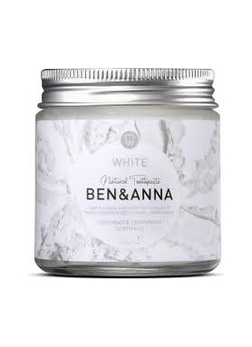BEN&ANNA - Toothpaste white 100ml