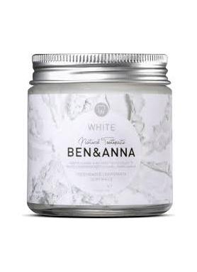 BEN&ANNA - Zubná pasta white 100ml