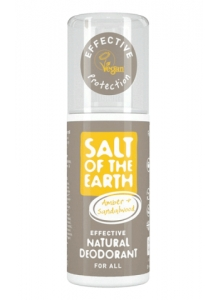 Salt of the Earth Deo sprej Ambra Santal  100ml
