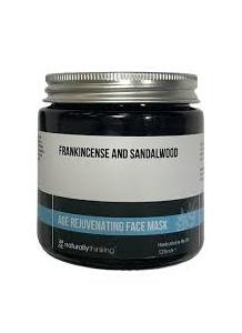 Naturally Thinking Frankincense & Sandalwood Age Rejuvenating Face Mask 120ml