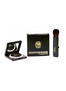 Egypt powder  | Compact powder matt 10g with brush