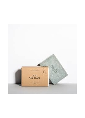 Mylo soap with Himalaya salt, rosemary, eucalyptus, lavender and bergamot