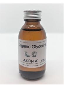 Glycerin Certified Organic (Food & Cosmetic Grade) 100ml