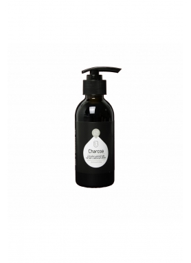 LIQOIL -  Charcoa face wash 150ml