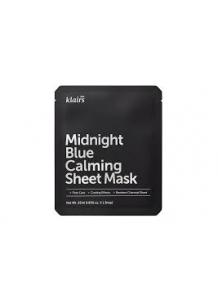 DEAR KLAIRS – Midnight Blue Calming Sheet Mask 25ml