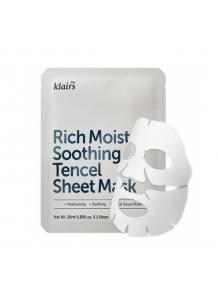 DEAR KLAIRS - Rich Moist Soothing Tencel Sheet Mask 25ml