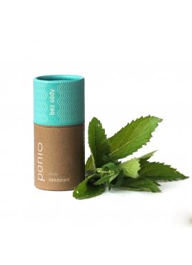 Ponio Mint - prírodný deodorant, sodafree